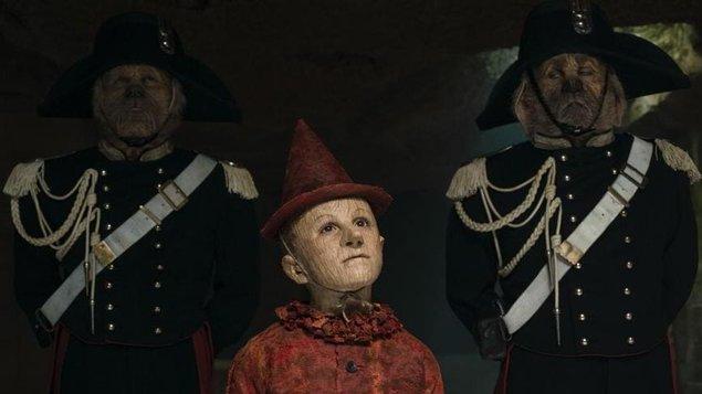 Pinocchio / 2020