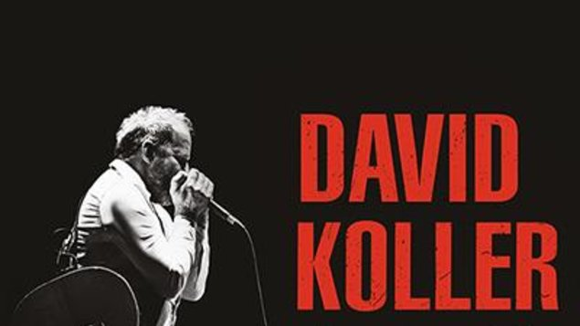 DAVID KOLLER: Acoustic tour 2019