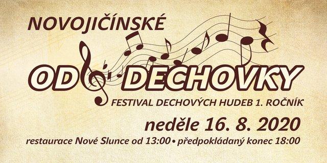 Novojičínské Od-dechovky – festival dechových hudeb