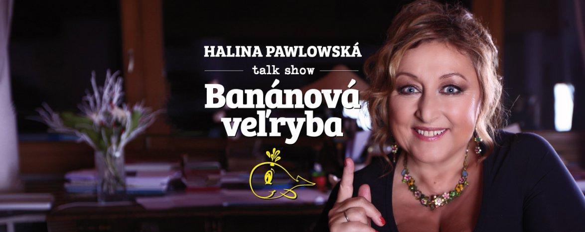 Halina Pawlowská - Banánová veľryba