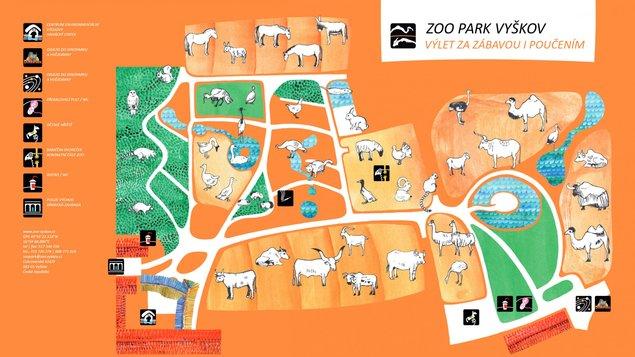 Zoo a Dinopark Vyškov