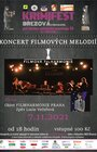 KRIMIFEST BŘEZOVÁ 2021 - Koncert filmových melodií - FILMHARMONIE PRAHA A LUCIE VEČEŘOVÁ