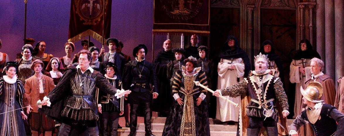 Opera DON CARLOS