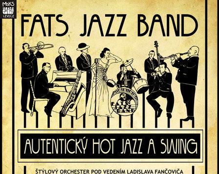 Fats Jazz Band - Autentický hot jazz a swing