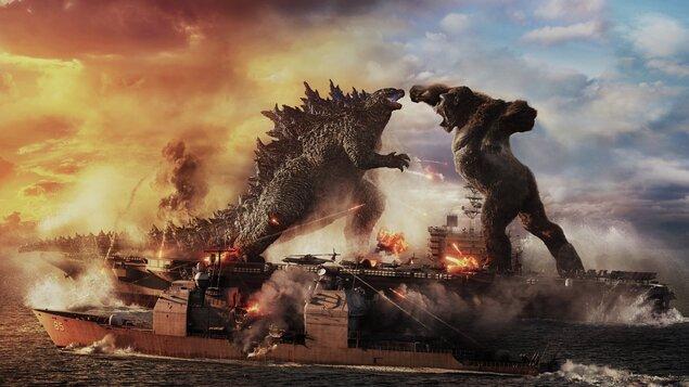 Godzilla vs. Kong - LETNÍ KINO
