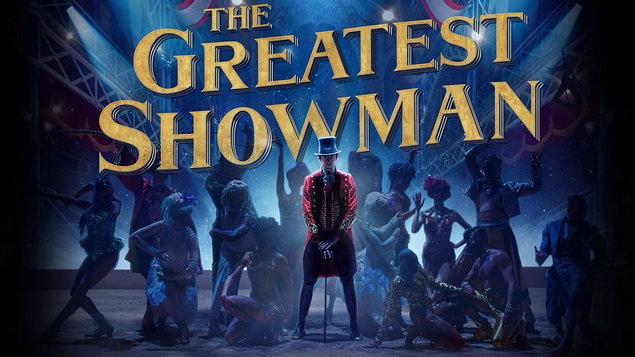 Najväčší showman