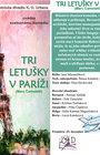 Ľubeľské ochotnícke divadlo-Tri letušky v Paríži