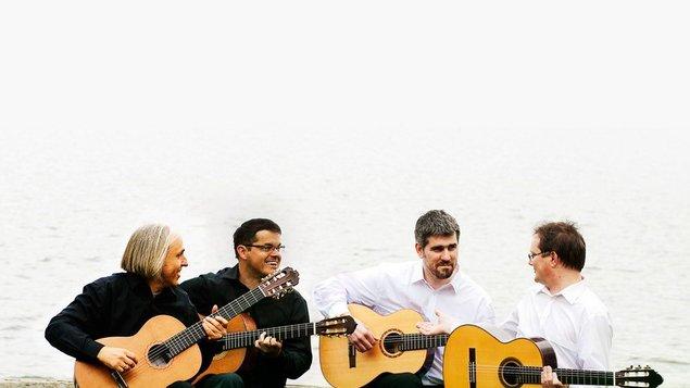 PF Guitar Quartet