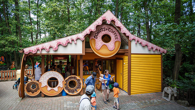 Familypark Neusiedler See (Rakúsko) 2018