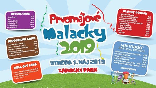 Prvomájové Malacky 2019
