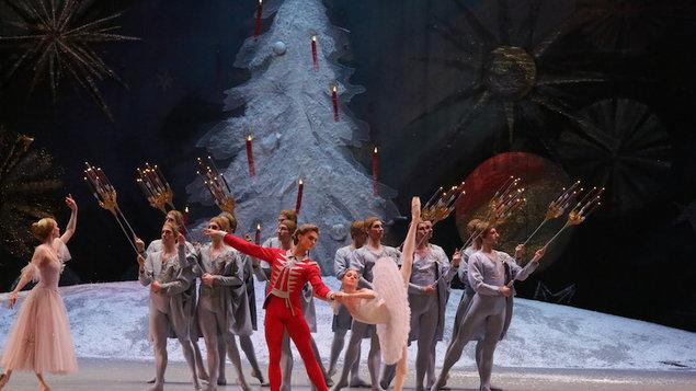 Bolšoj balet:  Louskáček