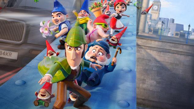 VÝHODNÝ PONDELOK ZA 4 EURÁ - Sherlock Gnomes