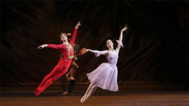 Louskáček | Bolšoj balet