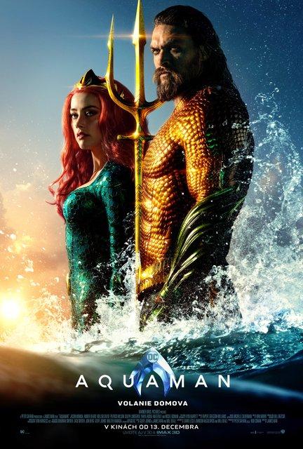 Aquaman – program a vstupenky online  ed138c374af