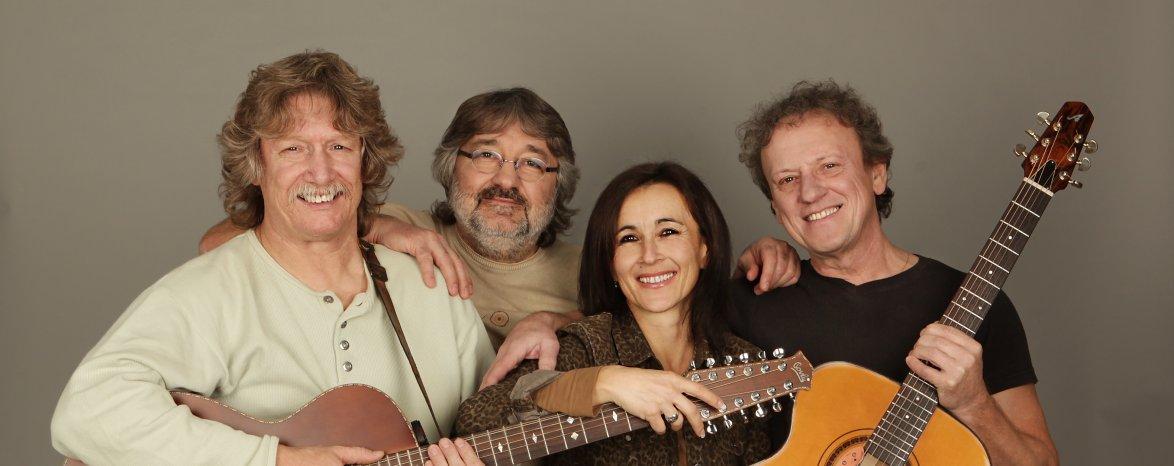 NEZMAŘI 40 - výroční koncert legendární folkové kapely