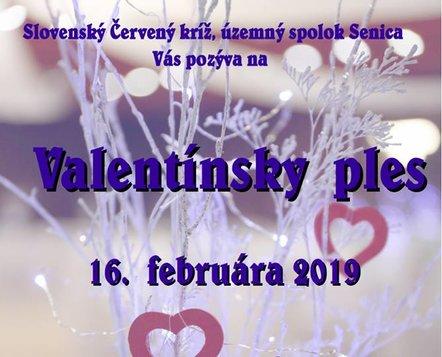 Valentínsky ples