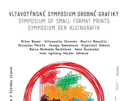 Vltavotýnské symposium drobné grafiky 2017
