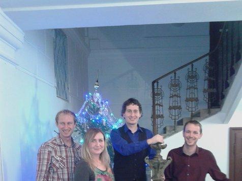 Vánoční koncert Lenky Semrádové Martinů a přátel