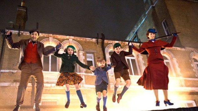 Návrat Mary Poppins