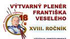 Výtvarný plenér Františka Veselého XVIII. ročník