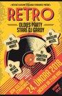 Retro oldies party staré DJ gardy