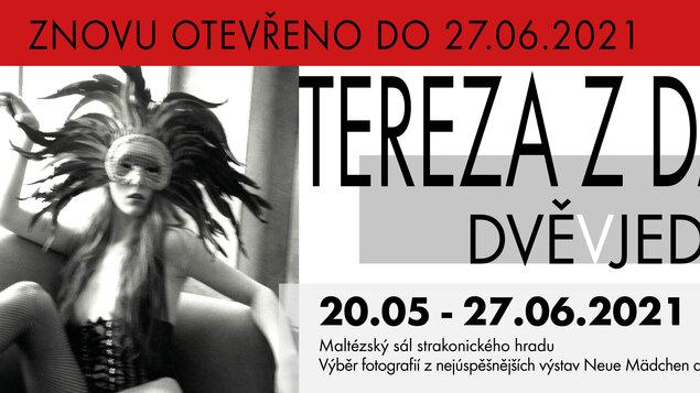 Tereza z Davle - Dvě v jednom 20.5.-27.6