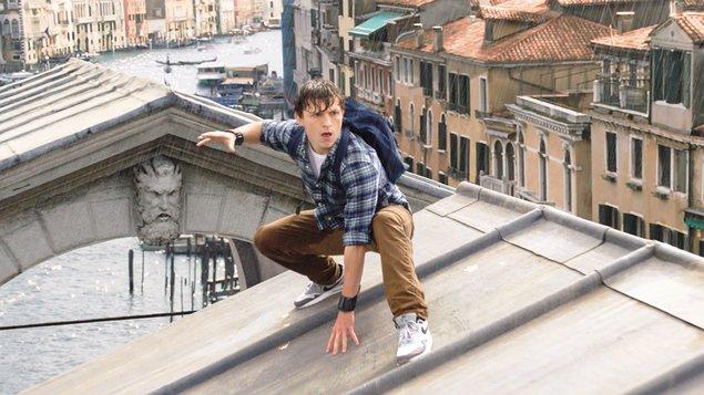 Spider-Man: Daleko od domova - PŘEDPREMIÉRA - Vstupné pro mládež