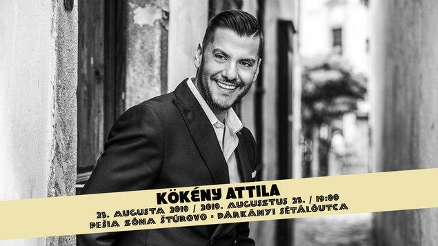 Attila Kökény, 25.08.2019