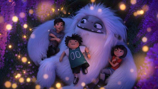 Snežný chlapec Letné kino