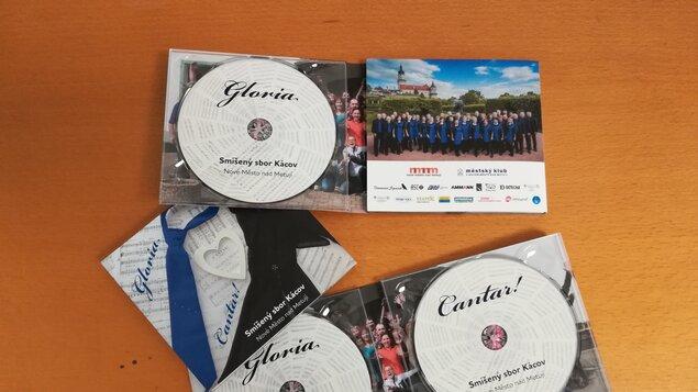 CD Gloria Cantar - Smíšený pěvecký sbor Kácov
