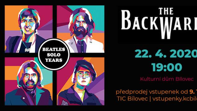 THE BACKWARDS – World Beatles Show v programu BEATLES SOLO YEARS