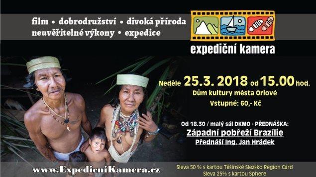Expediční Kamera 2018