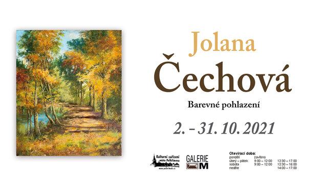 Jolana Čechová - Barevné pohlazení