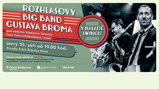Big Band Gustava Broma