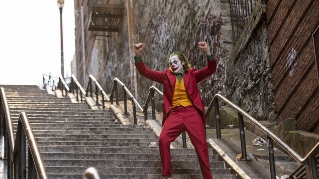 S Úsmevom na Amfiku: Joker