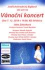 Vánoční koncert Jindřichohradeckého Big Bandu a Jitky Zelenkové