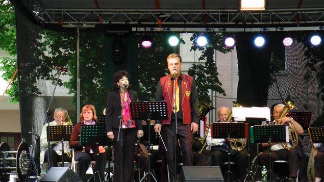 Dechová hudba města Písku - PKL 2018
