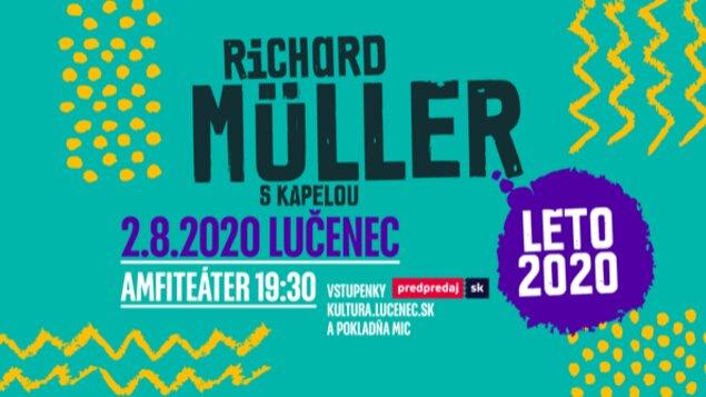 Richard Muller Leto 2020 Tour