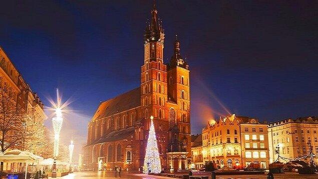 Kraków 19. 12. 2020 * ZRUŠENO