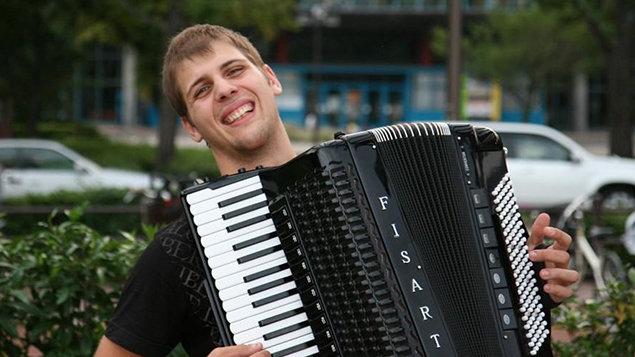 Petr Vacek ~ Akordeon