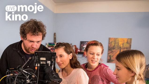 Vít Klusák o V síti | Moje kino LIVE