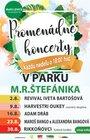 Revival Iveta Bartošová - Promenádne koncerty v parku M. R. Štefánika