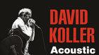 David Koller Acoustic Tour 2019