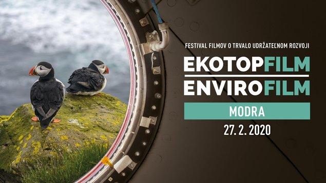 EKOTOPFILM - ENVIROFILM MODRA