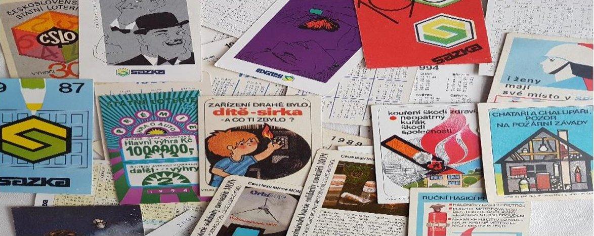 Výstava kapesních kalendářů - Rok v kapse