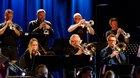 Koncert Vyškovského big bandu a Orstad Storband