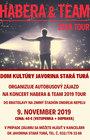 Habera & Team Tour 2019