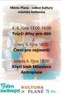 Týden knihoven - Křest knih Miloslava Antropiuse