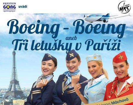 Boeing – Boeing aneb Tři letušky v Paříži