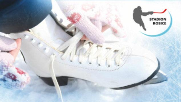 Veřejné bruslení na zimním stadionu Rosice